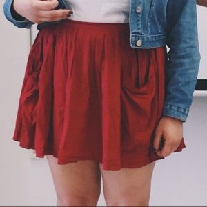 Ecote Skirt with Pockets